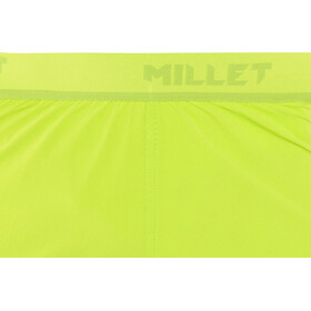 Millet LTK Intense - Pantalones cortos Hombre - amarillo